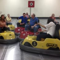 Two WhirlyBall Courts
